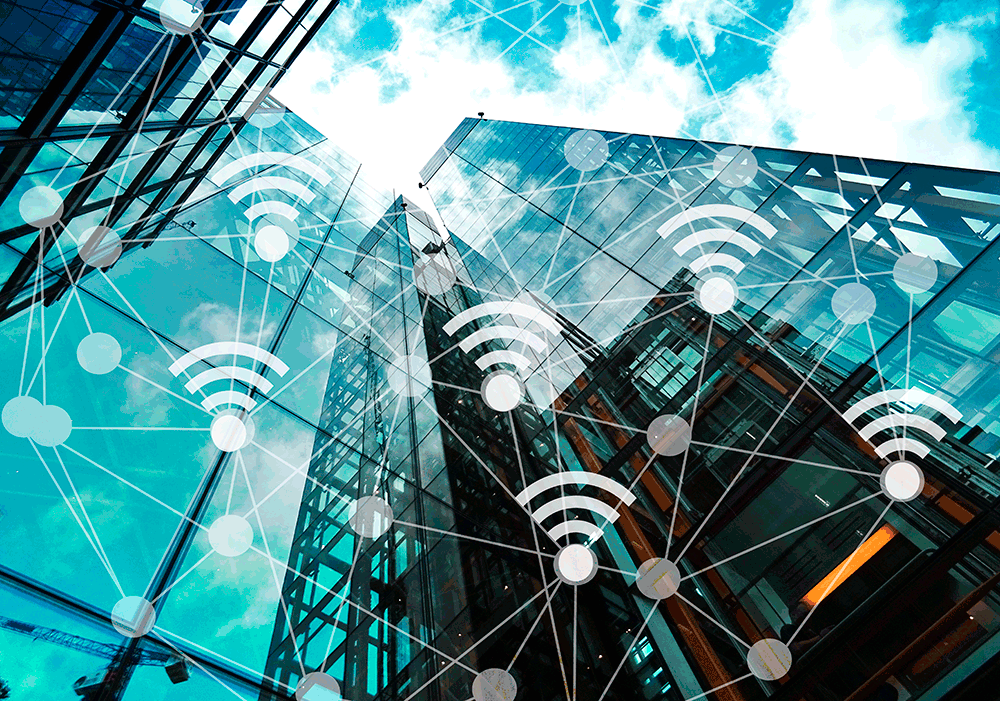 Internet das coisas na construção civil