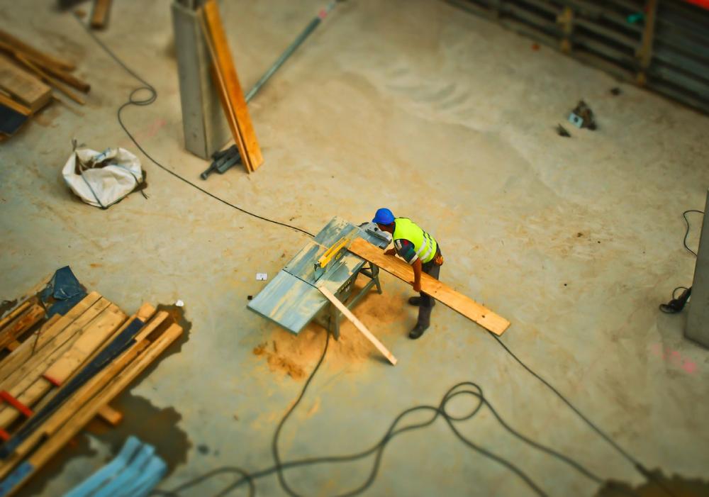 Gestão de estoque na construção civil