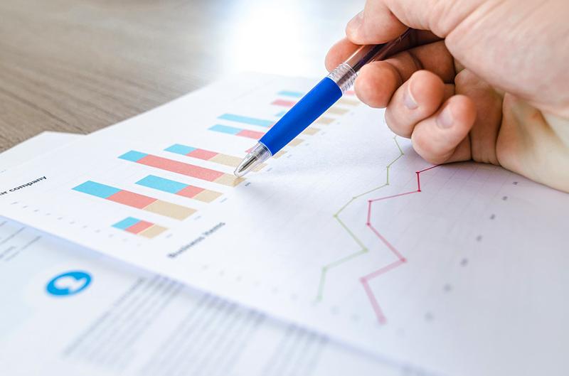 análise de indicadores financeiros