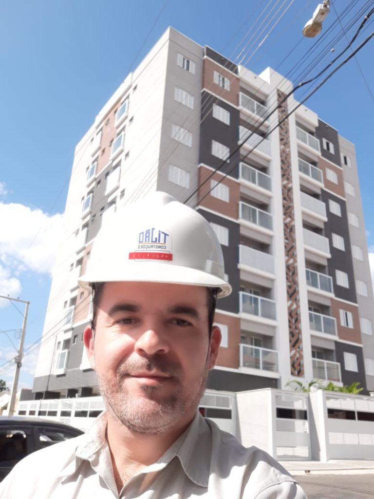 Maurílio Ricardo Peixoto, Diretor da Tijão Construções