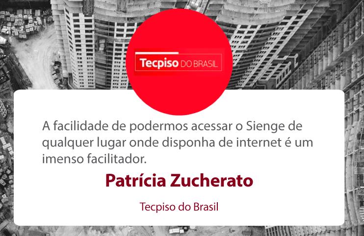 Patrícia Zucherato - Tecpiso do Brasil