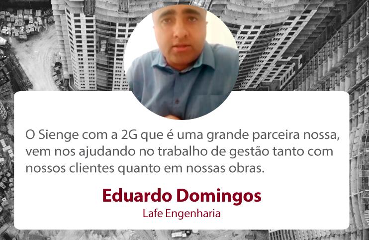 Eduardo Domingos - Lafe Engenharia
